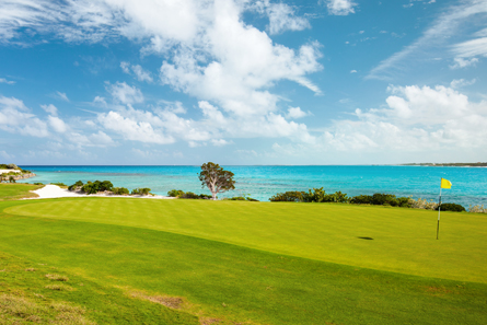 Golfing In Abaco